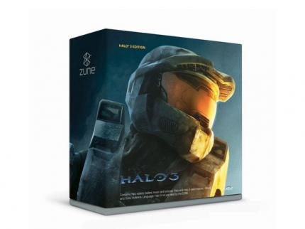 Microsoft Zune: MP3-Player im Halo 3-Look
