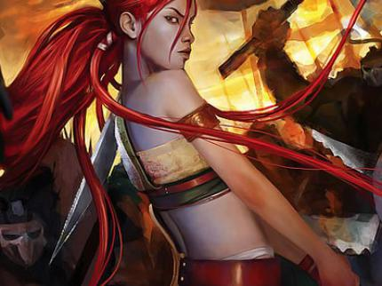 Heavenly Sword: HD-Video vom Gamers Day
