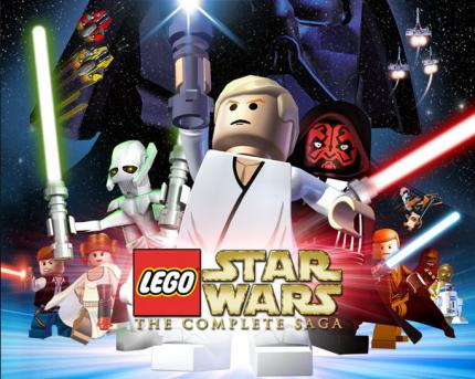 Lego Star Wars: The Complete Saga ist offiziell