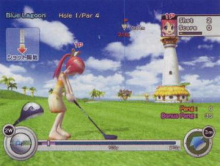 Pangya! Golf with Style: Neue Informationen
