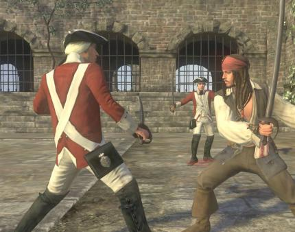 Pirates of the Caribbean: At Worlds End-Demo auf XBL