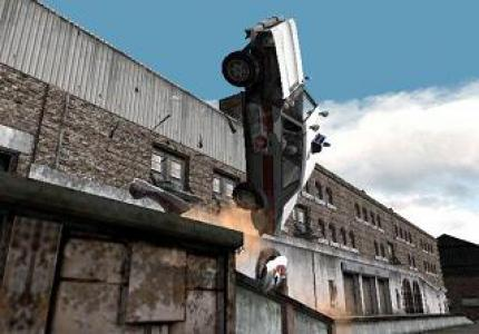 Stuntman Ignition: Neue Screenshots zur PS2-Version