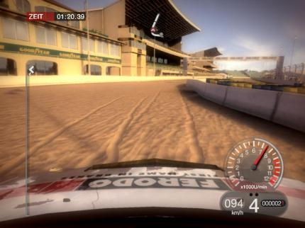 Colin McRae: Dirt - Lets get dirty - Leser-Test von Rainer-Unfug