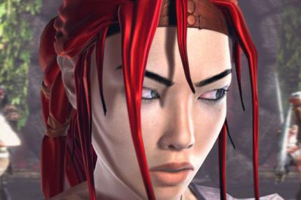 Heavenly Sword: Kein Japanrelease in diesem Jahr