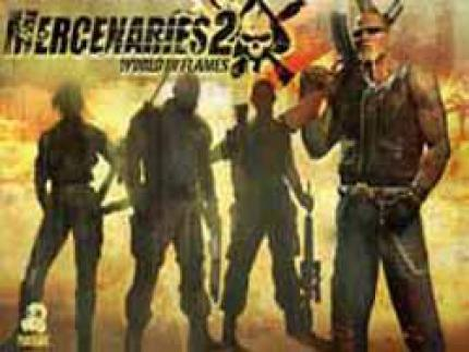 Mercenaries 2: World in Flames: Neue Bilder aus dem Dschungel