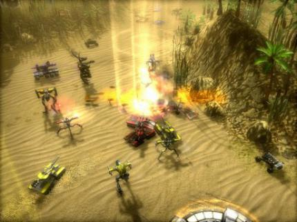 Arena Wars Reloaded: Informationen, Website und Demo
