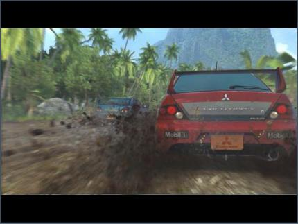 Sega Rally: 17 Screenshots zur DIRT Konkurrenz