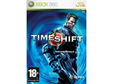 TimeShift: Ingame-Videomaterial