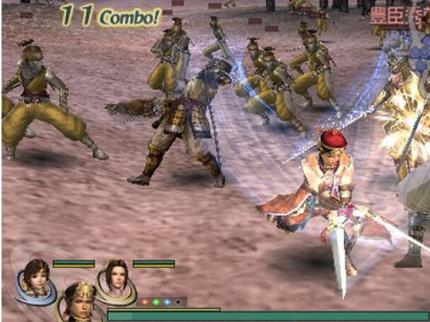 Warriors Orochi: Neuer Dynasty Warriors-Titel