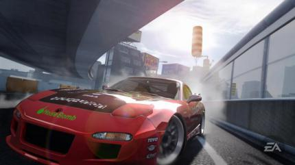 Need for Speed: Pro Street: Trailer zeigt den GTR Proto