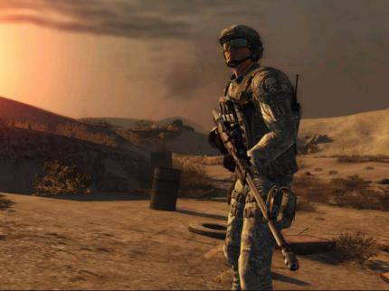 Ghost Recon: AW 2: Trailer zur PC-Variante des Spiels