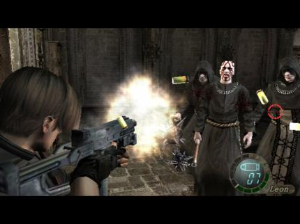 Resident Evil 4 Wii Edition (dt.)