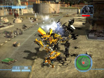 Transformers: The Game - Transformer The Game - Leser-Test von dolph ziggler