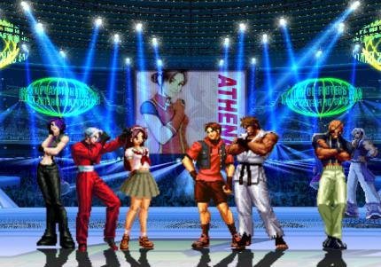 "King of Fighters XI: ""King of Fighters!"" - Leser-Test von Harmony"