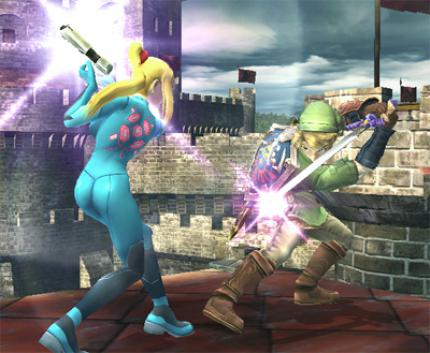 Super Smash Bros. Brawl: Das Standard-Repertoire der Kampfrecken
