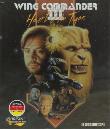 Wing Commander 3: Heart of the Tiger - Klassiker der Weltraumshooter - Leser-Test von CONQUEROR