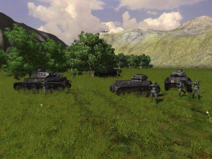 War Leaders: Clash of Nations: Erstes Interview zum WWII 3D-RTS Titel
