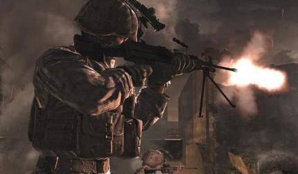 Call of Duty 4: Modern Warfare: Neue Bilder aus dem Krisengebiet