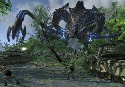 Crysis: Kinoreifer Trailer des Ego-Shooters