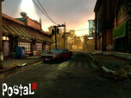 Postal III: Website online und neue Screenshots