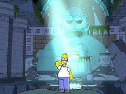 The Simpsons Game: Frisches Bildmaterial aus Springfield