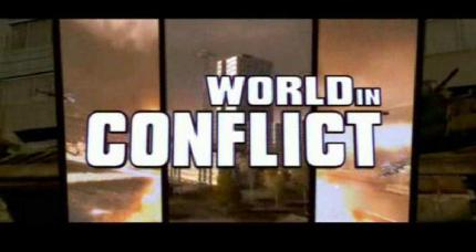 World in Conflict: Magnum-Video
