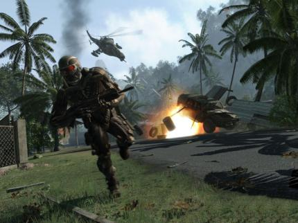 Crysis Demo: Halbe Mio. Downloads in Deutschland