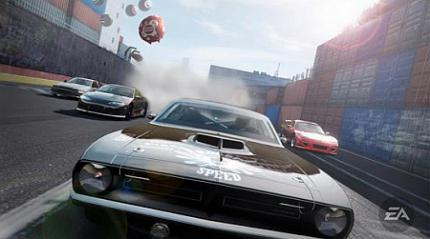 Need for Speed: Pro Street: Taufrische Impressionen