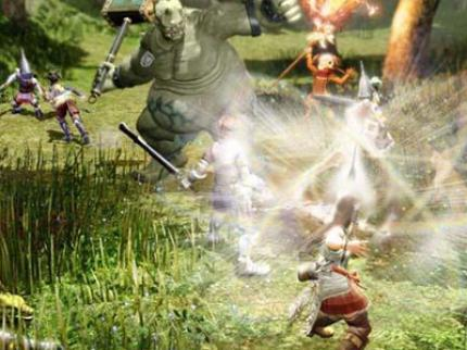 Infinite Undiscovery: Square Enix vertreibt 360 RPG