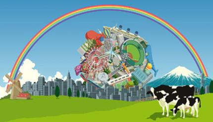 Beautiful Katamari: ...wird Multiplattformtitel ?