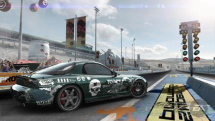 Need for Speed: Pro Street: Aktuelle Impressionen