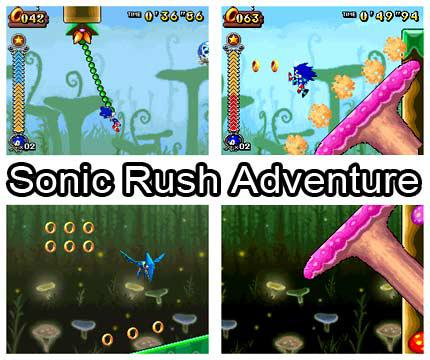 Sonic Rush Adventure: Finaler Trailer