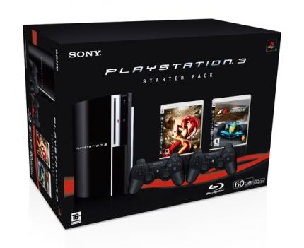 Playstation 3: Neues Bundle in Europa?