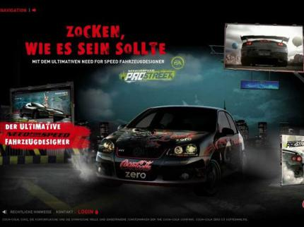 Need for Speed: ProStreet: Kostenloses Boosterpack für PC