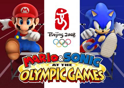 Mario & Sonic a.t. Olympic Games: Offizielle Website online