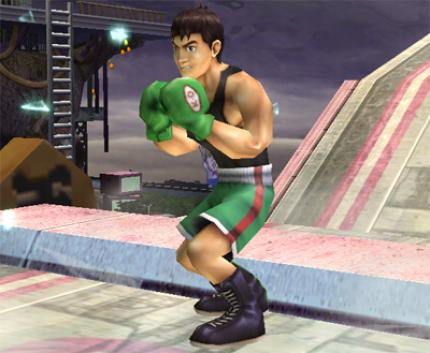 Super Smash Bros. Brawl: Charakter Little Mac vorgestellt