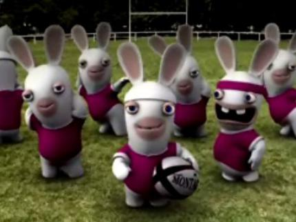 Rayman Raving Rabbids 2: Neues Video der lustigen Hasen