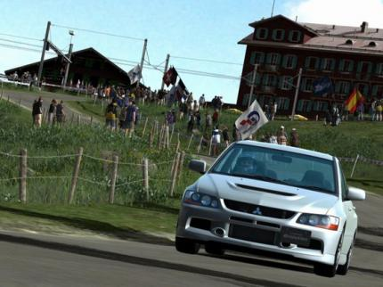 Gran Turismo 5 Prologue: Rasende Screenshots aus der Demo