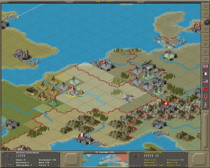 Strategic Command 2: Blitzkrieg: Erscheint in Deutschland inkl. Add-On