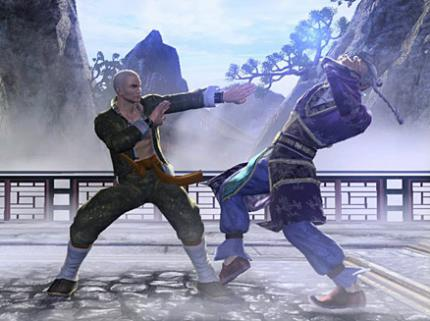 Virtua Fighter 5: Trailer zum Online-Modus