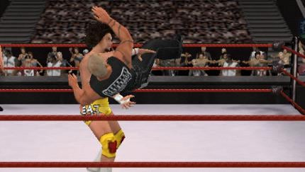 WWE SmackDown vs. Raw 2008: Time to play the game - Leser-Test von WWE Heavyweight