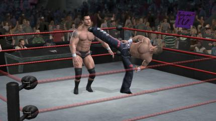 WWE SmackDown vs. Raw 2008: Lets get ready to rumble! - Leser-Test von Aquifel