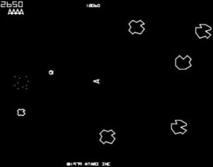 Xbox Live Arcade: Asteroids & Asteroids Deluxe ab morgen