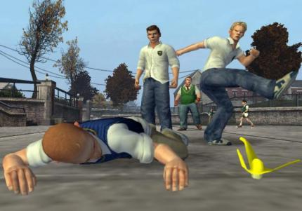 Bully - Scholarship Edition: In Europa erst 2008