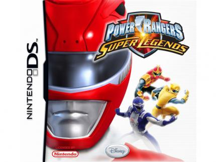 Power Rangers: Super Legends: Bunte Helden auf PC, PS2 & NDS