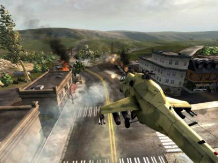World in Conflict: Update 1.003
