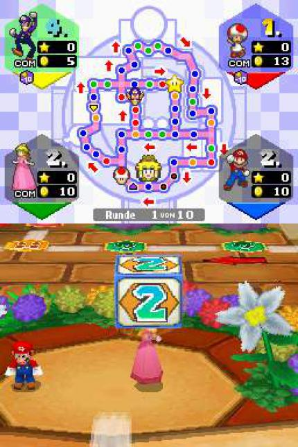 Mario Party DS: Mario Party !!!! - Leser-Test von dnalor