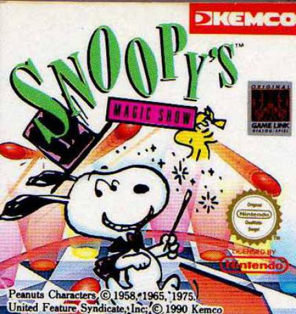 Snoopy's Magic Show: Its a kind of Magic? - Leser-Test von Rainer-Unfug