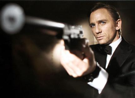 James Bond: 007 schwingt die Wiimote