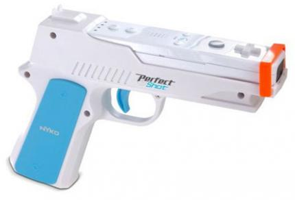 Nyko's Perfect Shot: Konkurrenz für den Wii-Zapper